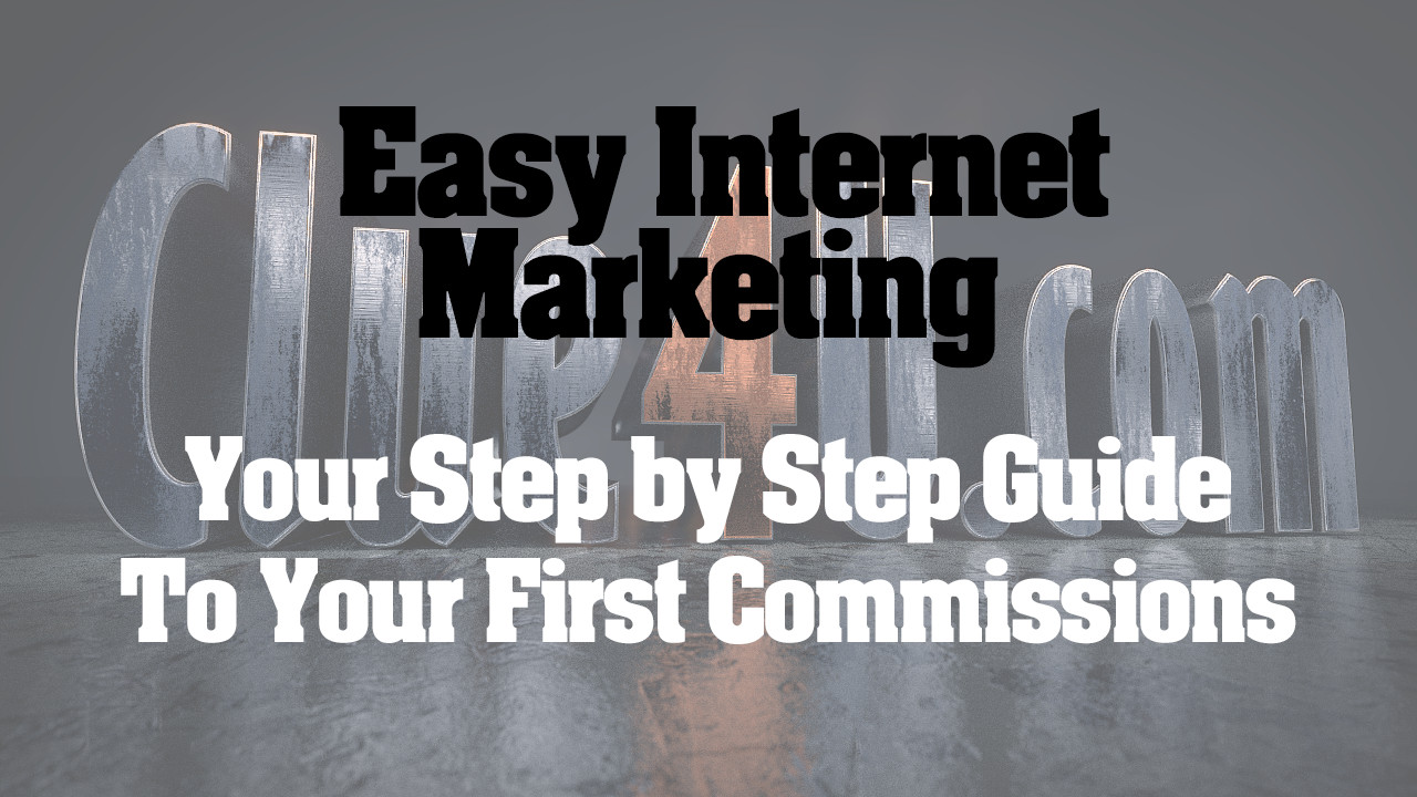 Easy Internet Marketing