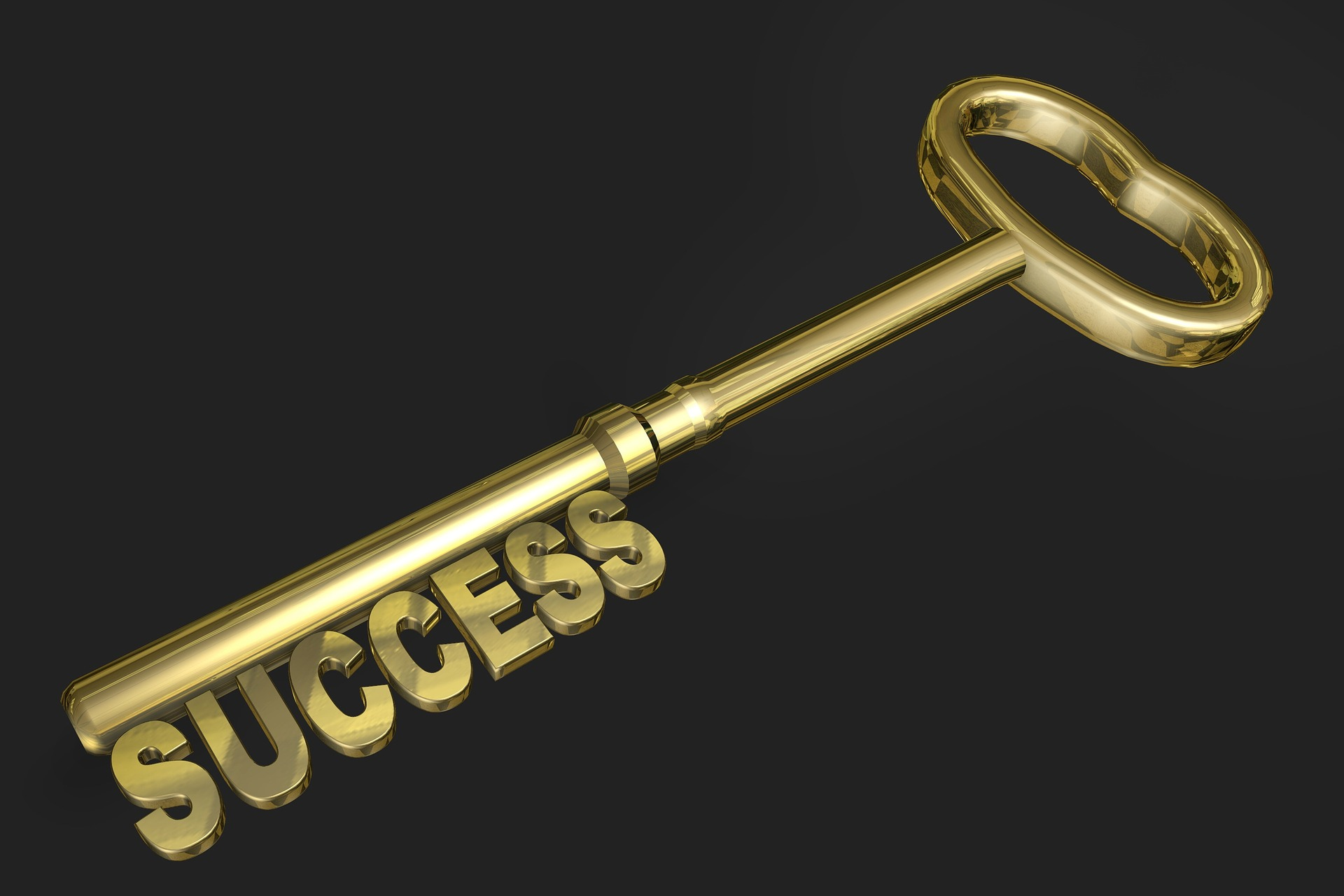 4 Keys for success